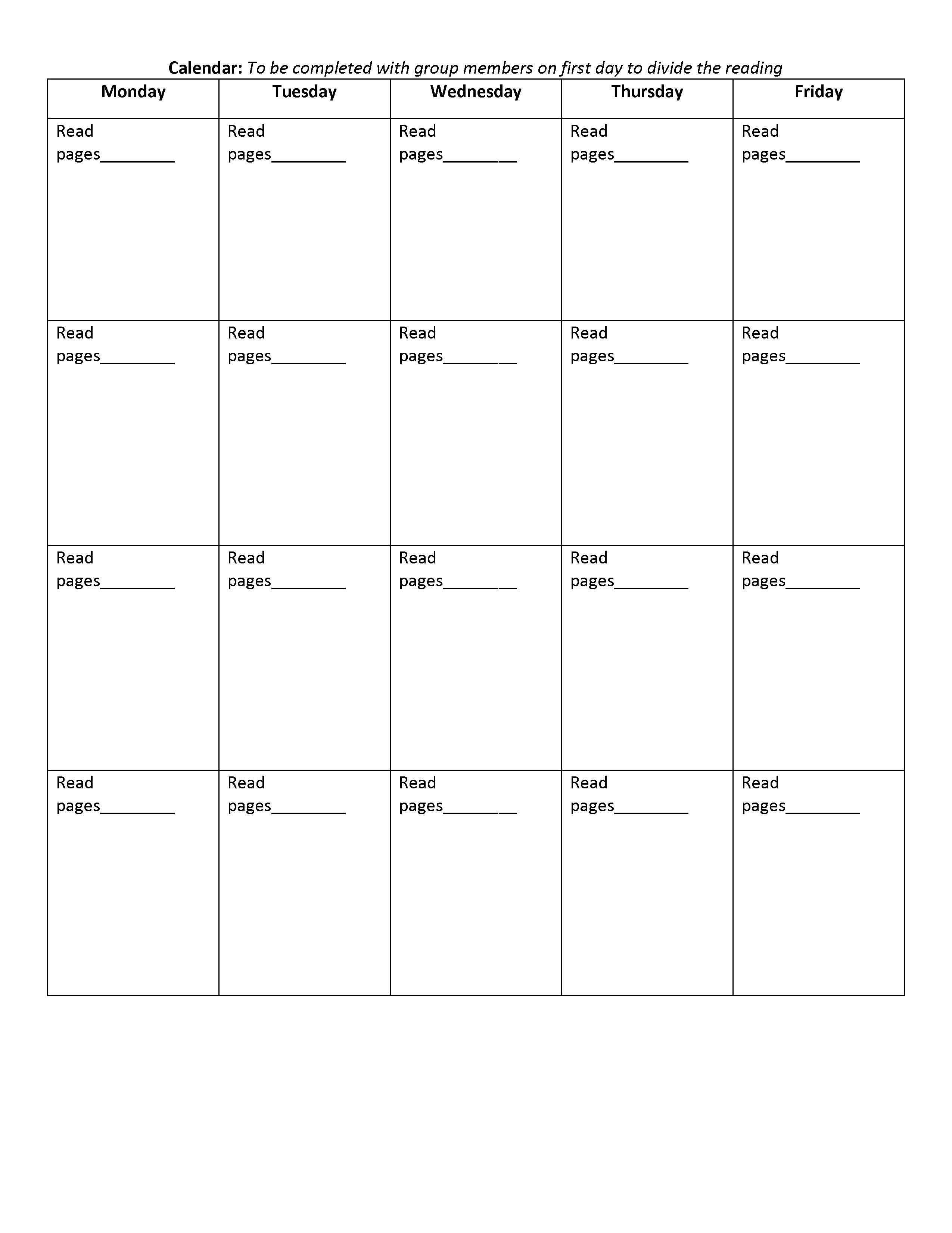 Literature Circles Roles Worksheets Excellent Literature Circles